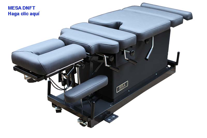HA90C Chiropractic Drop Table